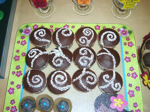 Cupcake Topview