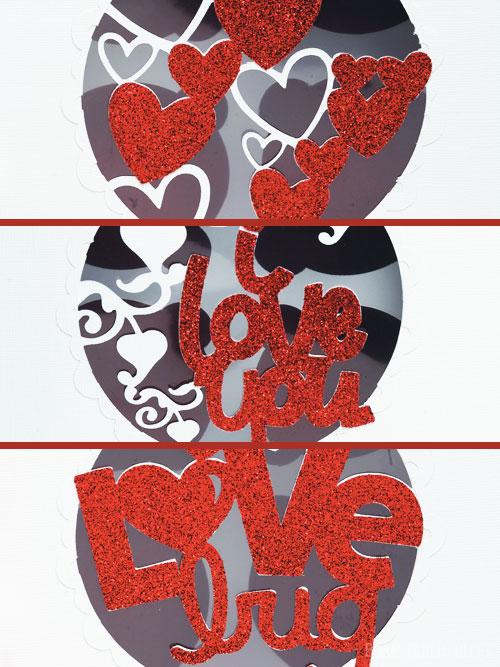 Valentine's Day Cover Design