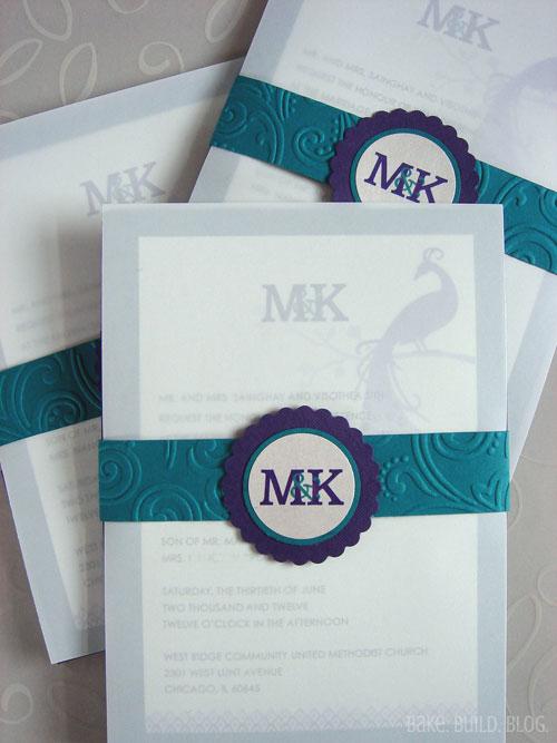 Wedding Invitation Vellum as amazing invitations design